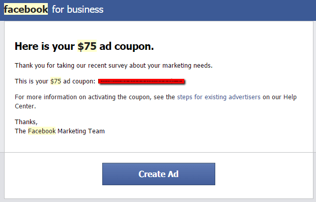 Facebook coupon code for advertising 2018 : Dominos pizza coupons