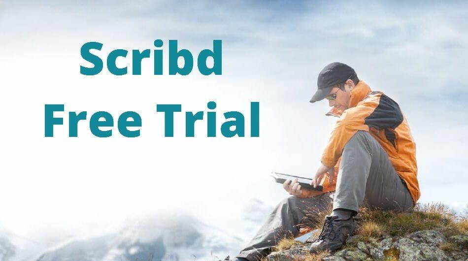 Scribd Trial - Scribd vs Audible