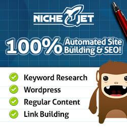 NicheJet Review 2019 - Own a Niche Website Within Days