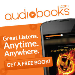 Audiobooks Audible Scribd free books
