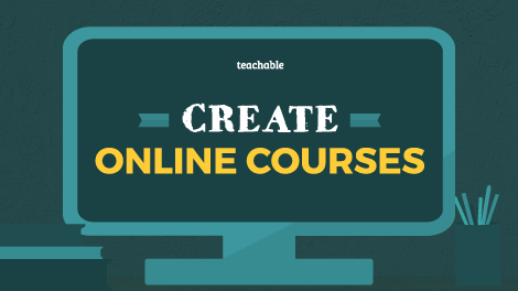 Course Creation Software  Teachable  New Things