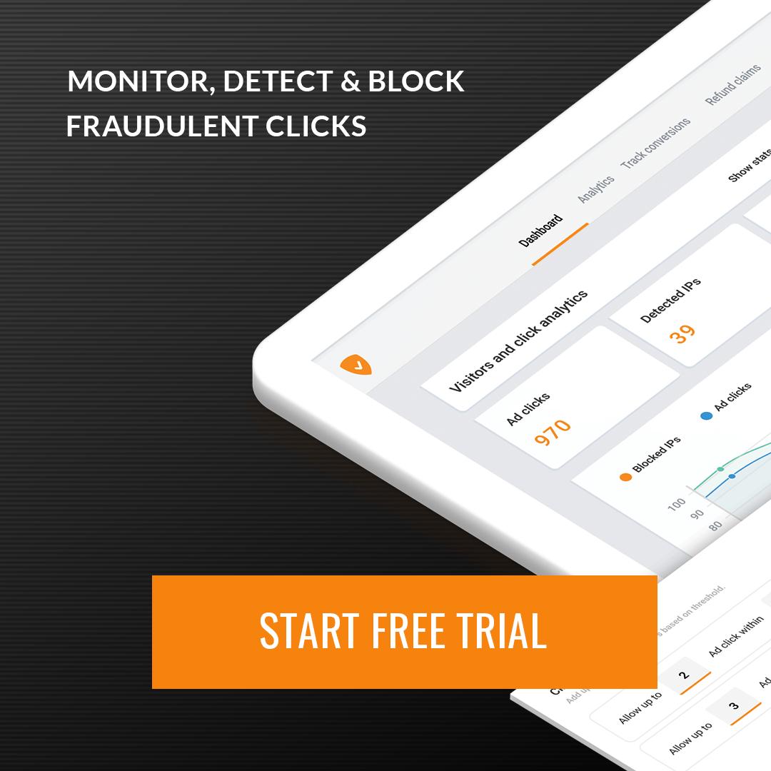 ClickCease free trial