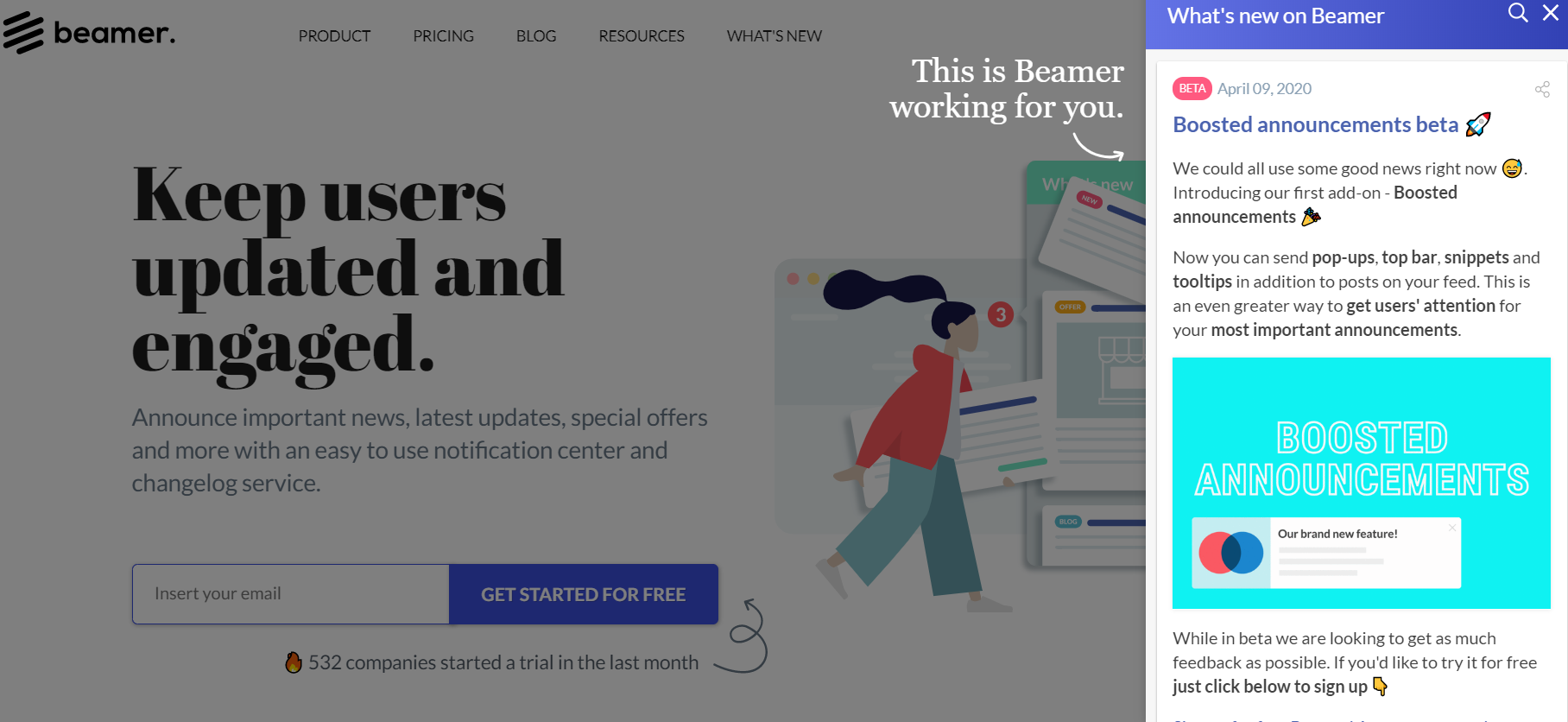 Beamer review and discount