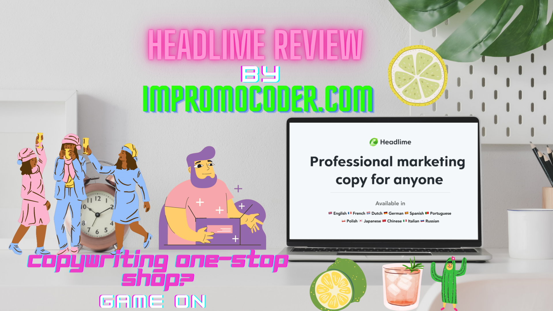 Headlime AI Copywriting Review and Discount Coupon