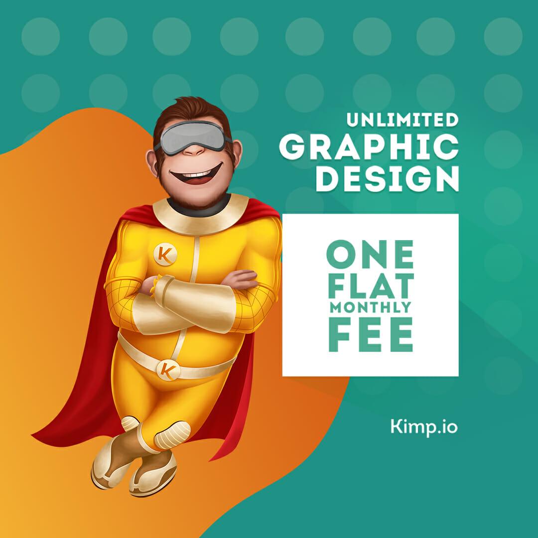 Kimp one flat fee discounted